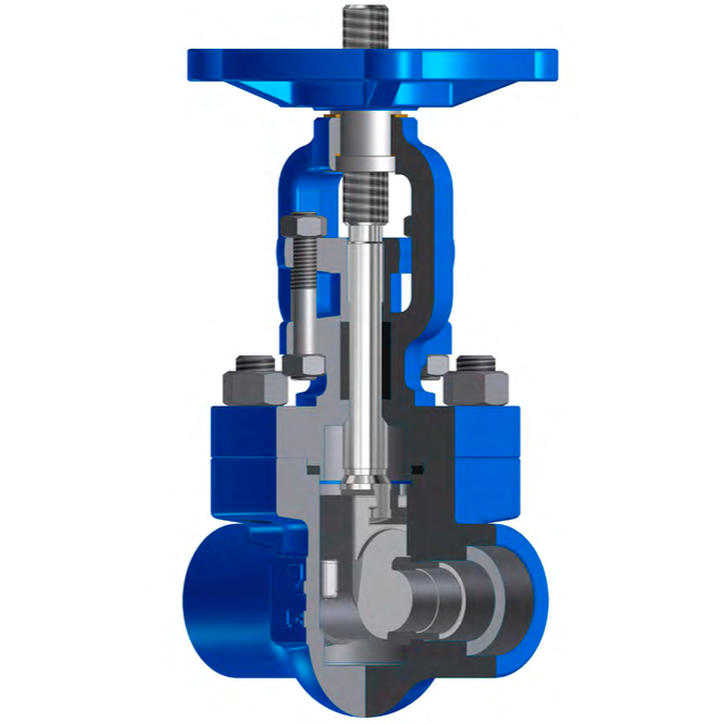 Forged Gate Valves acc. to API 602 [GAF]