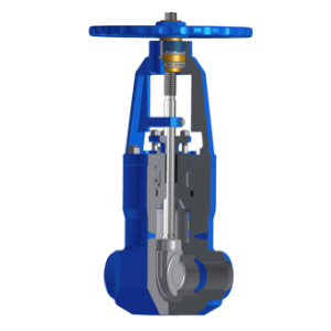 High Pressure Gate Valves [GHP]