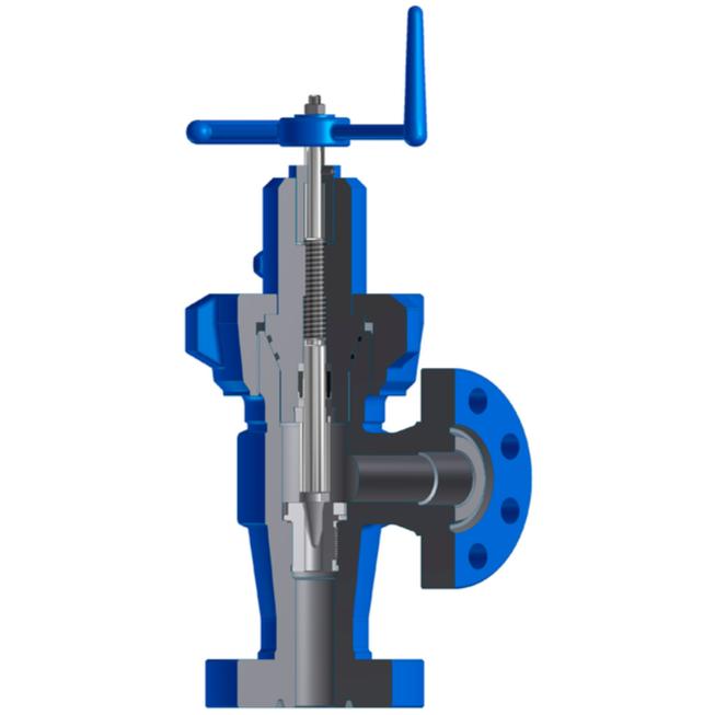 Adjustable Choke acc. to API 6A [VAC]