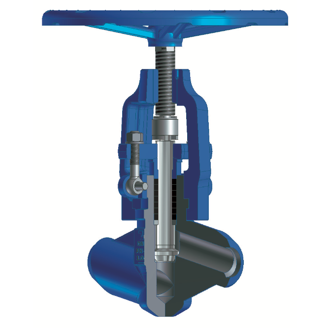 High Pressure Globe Valves [VHP]