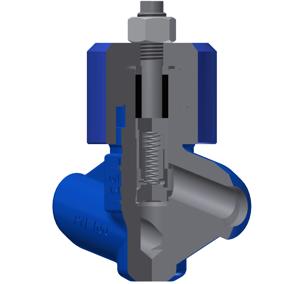 High Pressure Globe Lift Check Valves [CHPL]