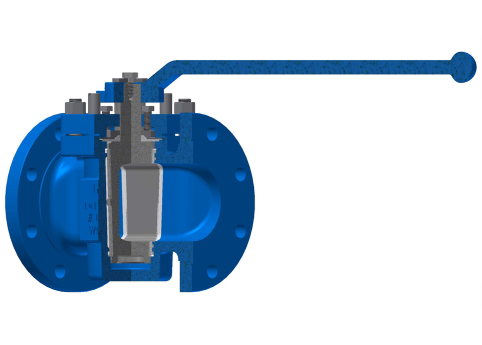 Conical Plug Valve acc. to API 6D (ISO 13942) [CPV]