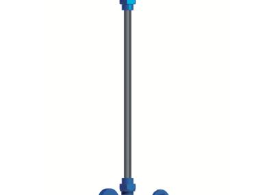 Level indicators with glass tube [LIG]