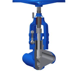 High Pressure Control Globe Valves [VHPR]