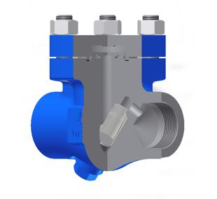 Thermodynamic Steam Traps [TST]