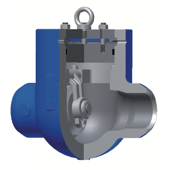High Pressure Swing Check Valves [CHPS]