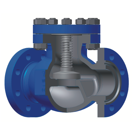 Globe Lift Check Valves acc. to BS 1868 [CLBS]