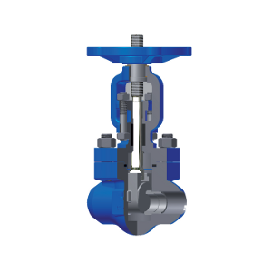 Small Forged Gate Valve [GENF]