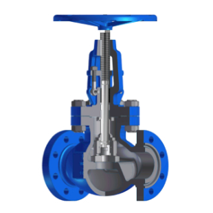 Globe Valves acc. to BS 1873 [VBS]